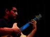 Jazz y Javier Barría