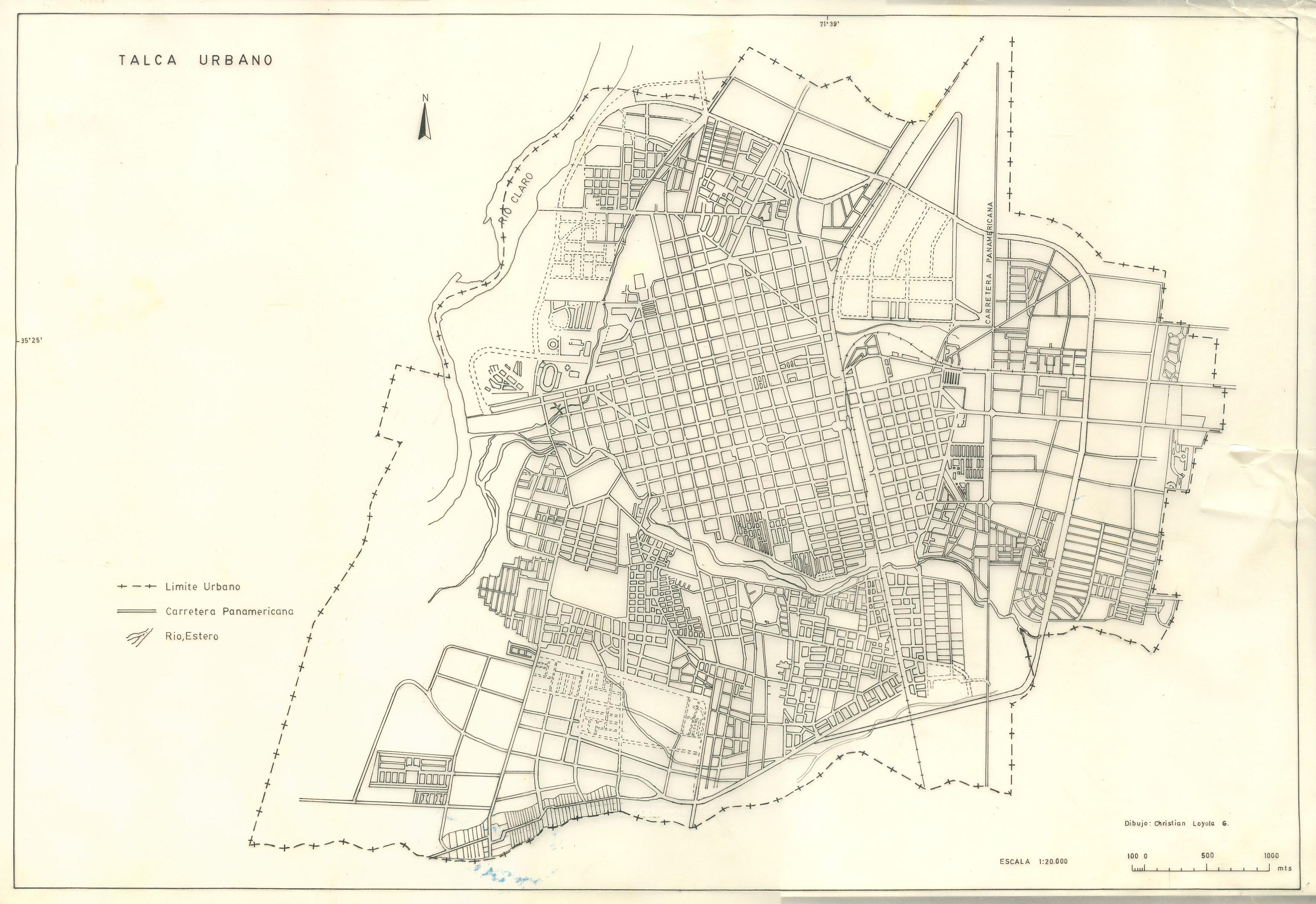 Portafolio de Talca :: Laboratorio de Geografía UBB :: Universidad ...